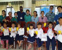 Khám và điều trị răng miệng nhân đạo cho trẻ em nghèo vùng nông thôn thành phố Đà Nẵng
