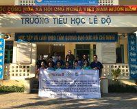 Khám và điều trị răng miệng nhân đạo cho trẻ em nghèo vùng nông thôn thành phố Hội An, Quảng Nam