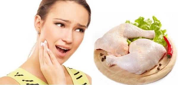 Tổng hợp các thực phẩm không nên ăn khi bị đau răng