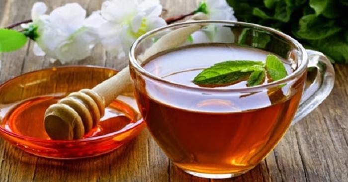 Mật ong và trà xanh được tin dùng