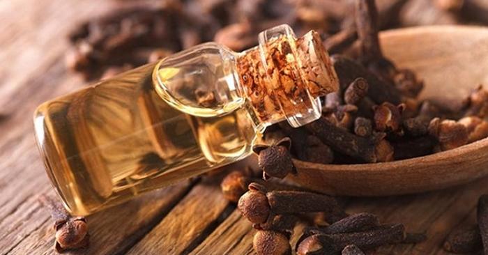 Tinh dầu đinh hương cũng tương tự nước cốt tỏi