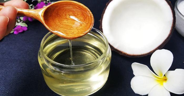 Dầu dừa có tính kháng chuẩn, chống viêm rất tốt