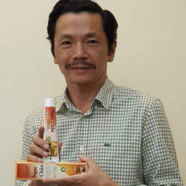 Diễn viên Bùi Trung Anh - Bố Sơn (Về nhà đi con) chia sẻ trải nghiệm Ngọc Châu