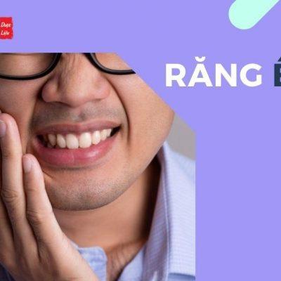 Ê buốt chân răng – Nguyên nhân và các biện pháp phòng tránh