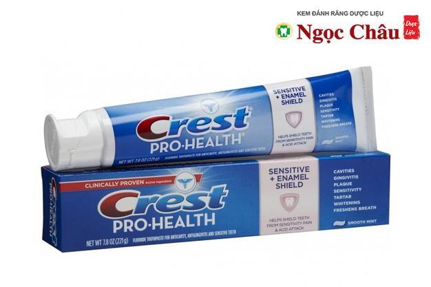 Kem đánh răng Crest Pro- Health Sensitive