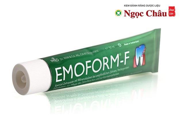 Kem đánh răng EMOFORM F