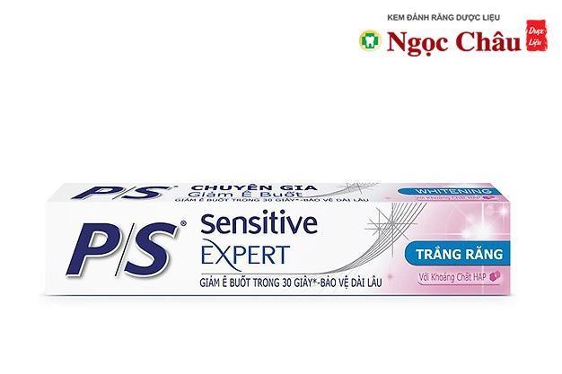 Kem đánh răng PS Sensitive Expert