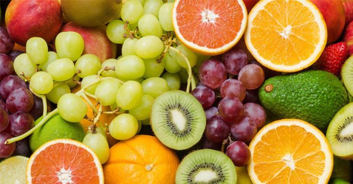 Trái cây bổ sung các loại vitamin