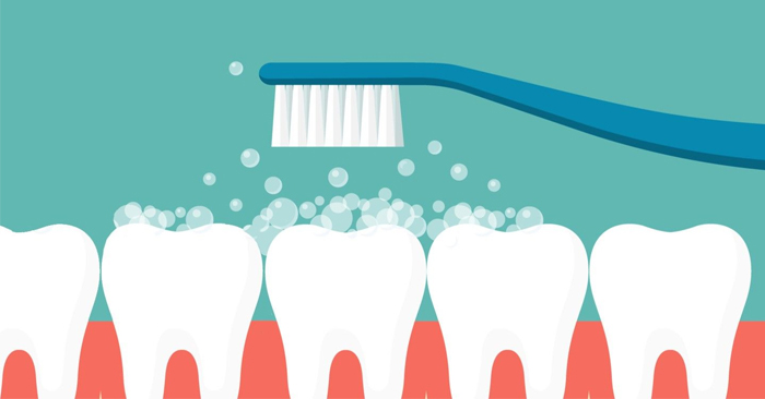 Cách đánh răng đúng cách chuẩn y khoa