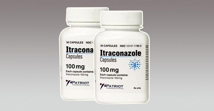 Itraconazole cần phải uống theo đúng chỉ định của bác sĩ