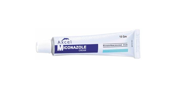 Kem Miconazole có tác dụng kháng nấm