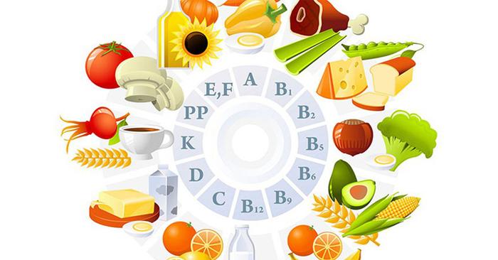 Bạn nên tăng cường bổ sung các loại vitamin và khoáng chất