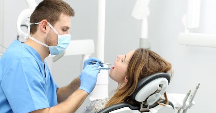 Cần đến nha khoa nơi bạn niềng răng để được thăm khám