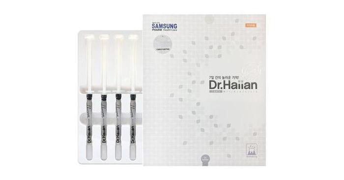 Gel tẩy trắng răng Dr. Haiian