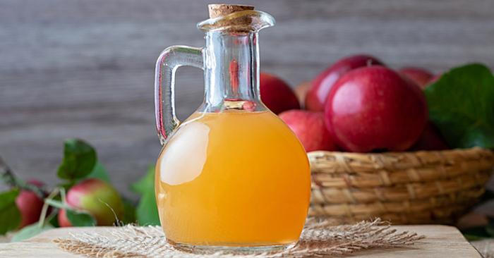 Giấm táo đẩy lùi tình trạng răng xỉn màu