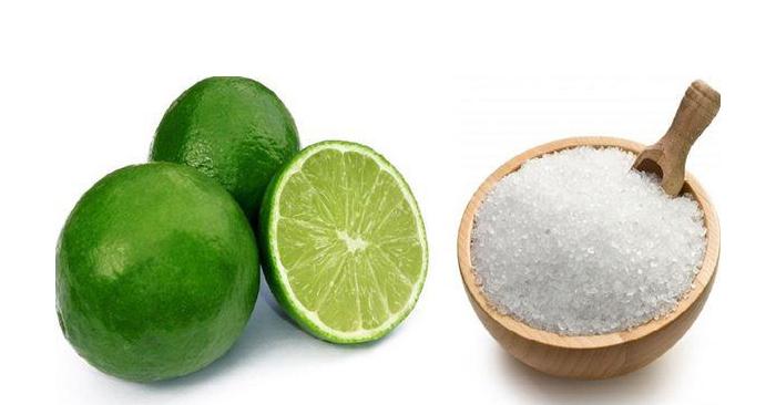 Kết hợp với muối sẽ làm tăng hiệu quả làm trắng răng vượt trội