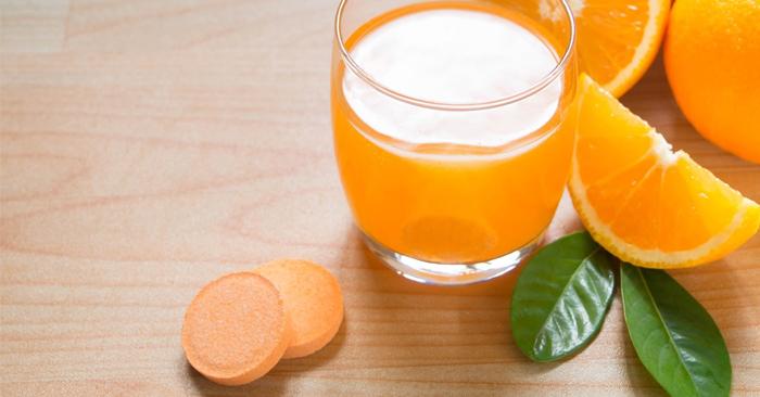 Uống C sủi chữa nhiệt miệng có tốt không?