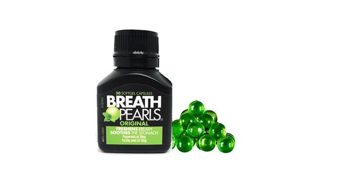 Breath-Pearls