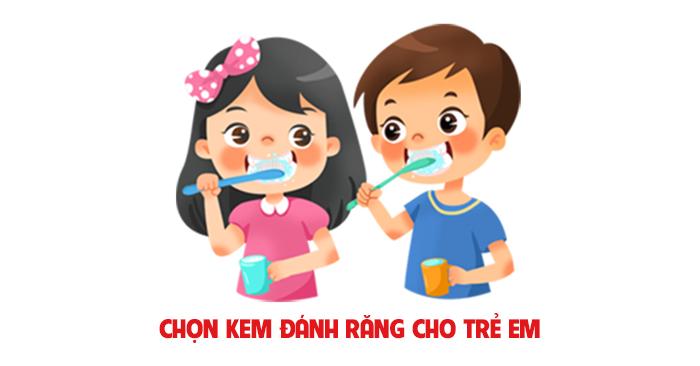 TOP 15 Kem Đánh Răng Cho Bé Theo Từng Độ Tuổi