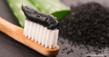 Kem đánh răng than hoạt tính có tốt không?