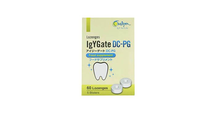 Viên ngậm trị sâu răng IgYGate DC-PG