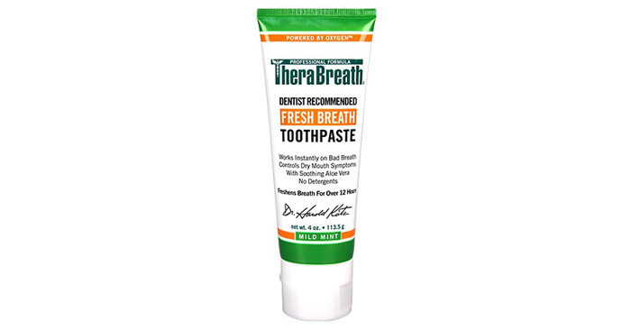 TheraBreath PerioTherapy Healthy Gums Toothpaste