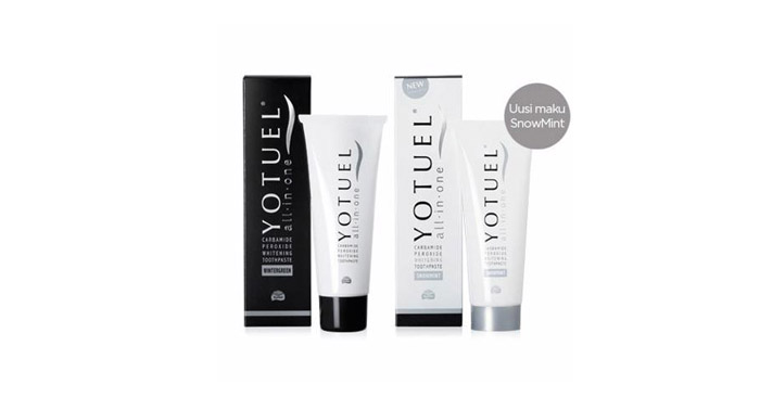 Yotuel All In One Intensive Whitening Toothpaste