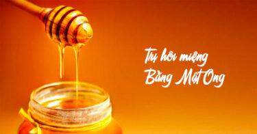 Hướng dẫn cách chữa hôi miệng bằng mật ong hiệu quả